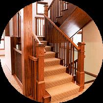 Лестницы выполненные работы
