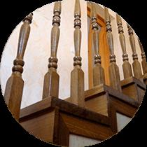 Облицовка лестниц выполненные работы