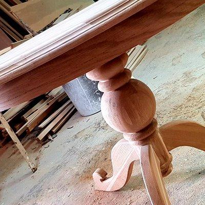 Столярные изделия из дерева на заказ
