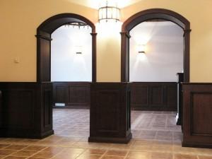 Столярная мастерская двери