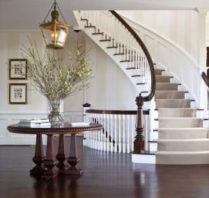 Заказ лестницы в дом