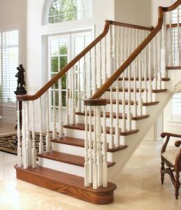 Установка лестниц, столярная мастерская